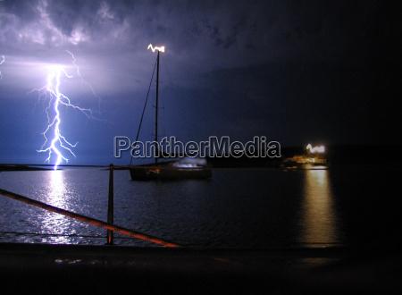 sovraesposizione tempesta temporale fulmine cinema croazia