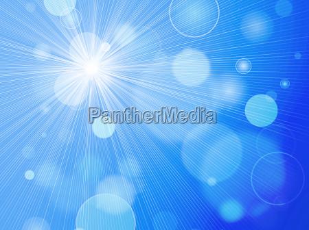 luce grafico illustrazione irradiare luce del