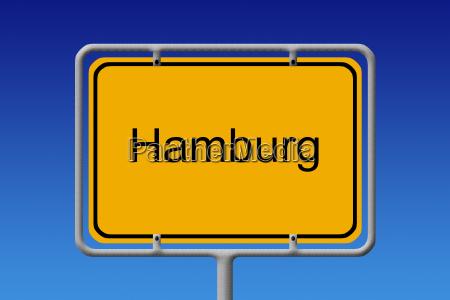metropoli porto germania amburgo porti cartello