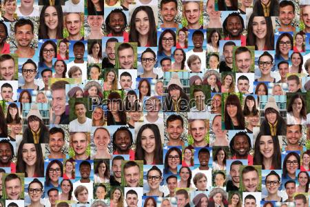 persone popolare uomo umano ritratto multiculturale