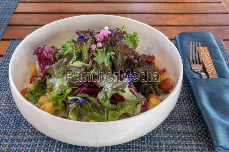 cibo foglia salute primo piano verde