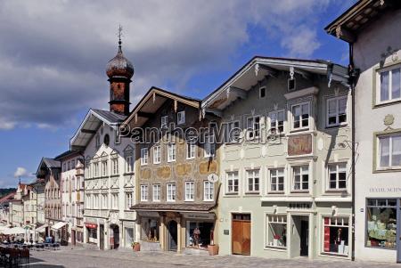 storico case paesaggio urbano municipio facciata